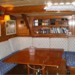 swan 57 charter a vela affitto barca da Roma