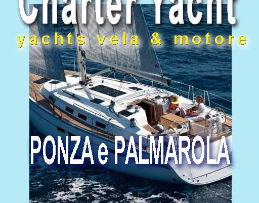 charter yaht vacanza in barca a vela ponza e palmarola