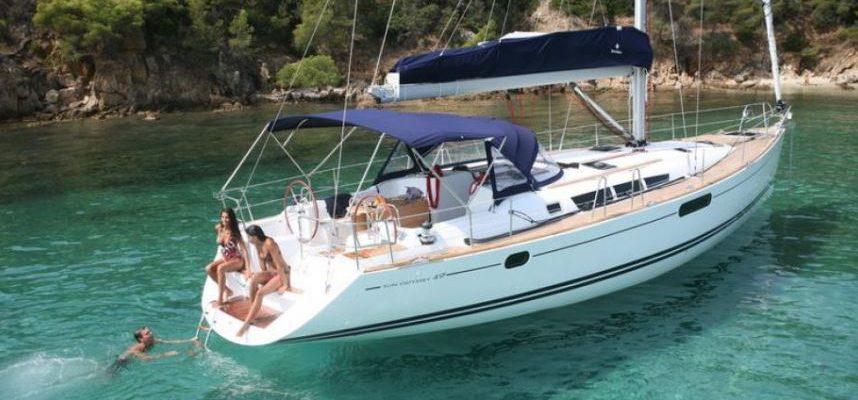 charter a vela sardegna e corsica