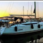 Ponza in barca