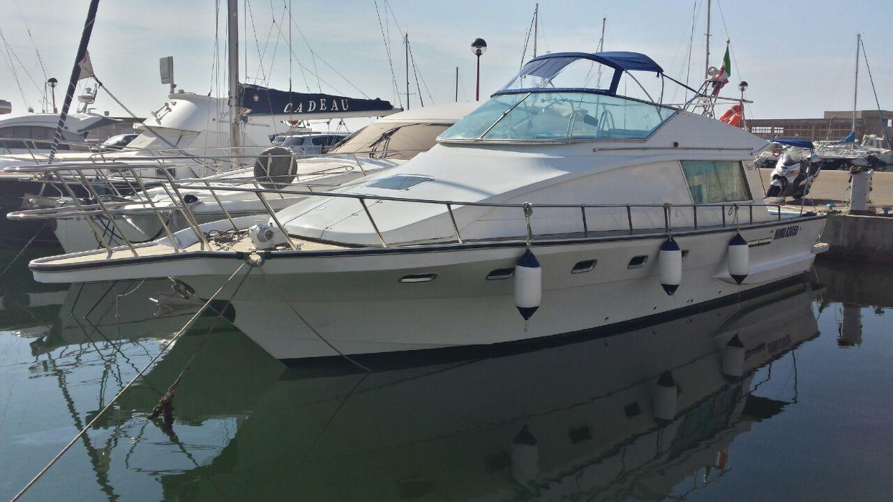 Nettuno affitto Yacht